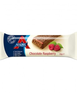 atkins raspberry chocolate