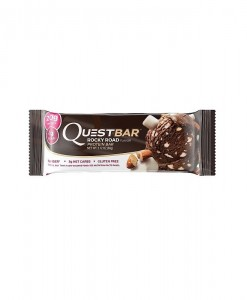 rocky road quest bar