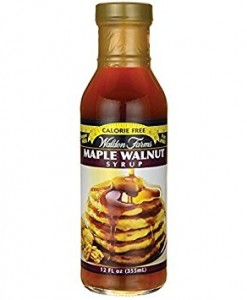 maple walnut walden farms