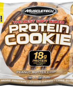 Muscletech protein peanut butter cookie