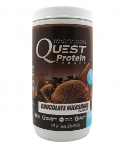 QUEST PROTEIN POWDER CHOCOLATE