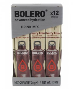 BOLERO STICKS CHERRY COLA