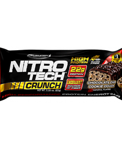 Muscletech Nitro Tech Crunch Choco Chip Cookie Dough