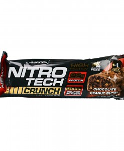 nitrotech chocolate peanut butter