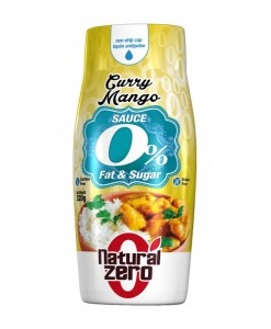 NATURAL ZERO SABOR CURRY Y MANGO
